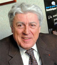Senator-Mayor Alain Chatillon