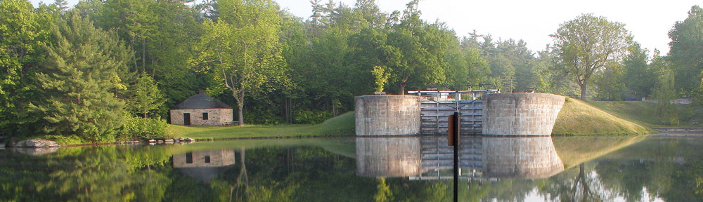 Jones Falls Locks, Rideau Canal