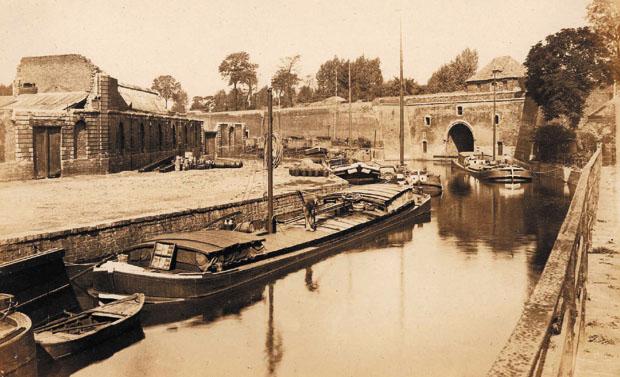 Porte d'eau, Lille
